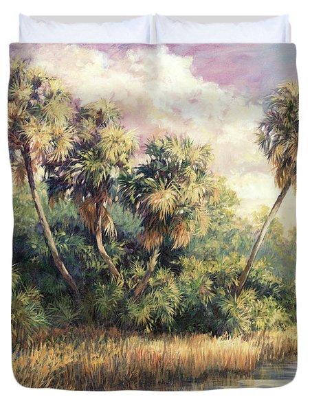 Fairchild Gardens Duvet Cover