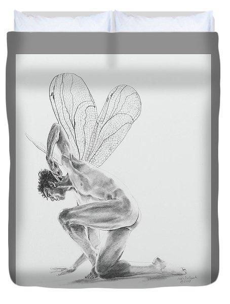 Fairy Dancer Duvet Cover