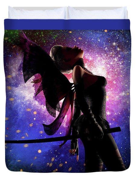 Fairy Drama Duvet Cover