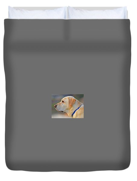 Faithful Duvet Cover
