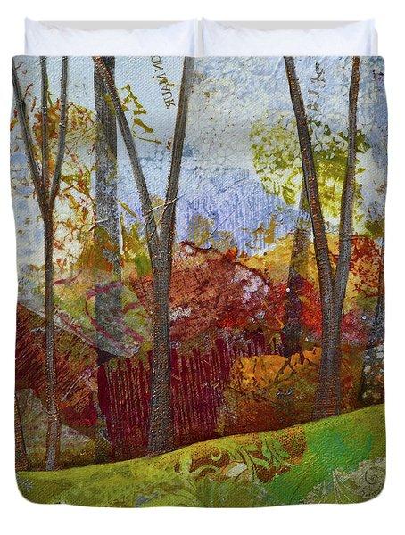 Fall Colors II Duvet Cover