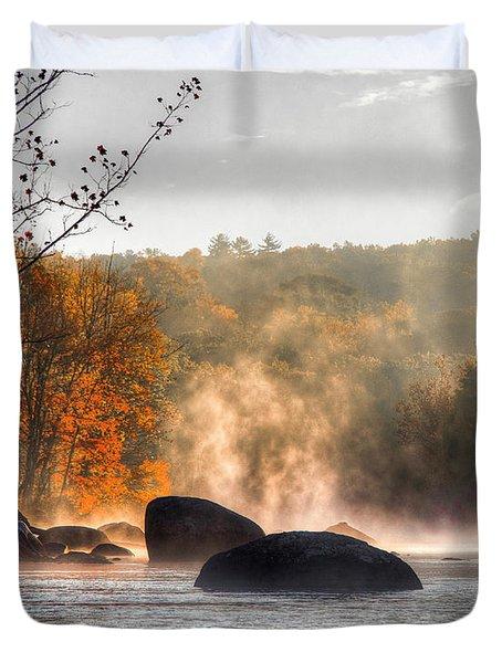 Fall Spirits Duvet Cover
