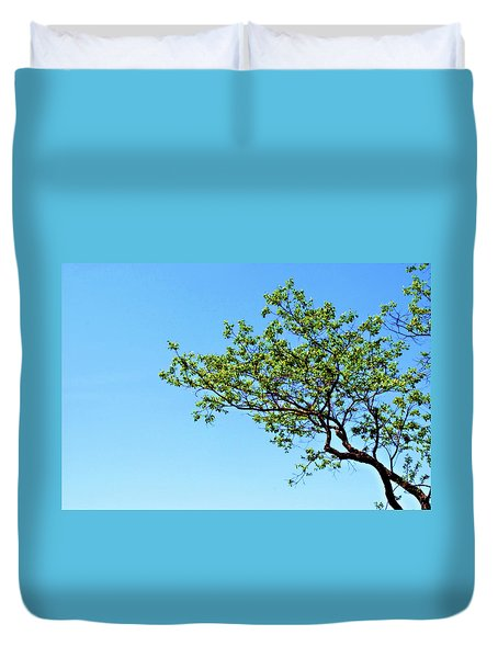Far Reaching Duvet Cover