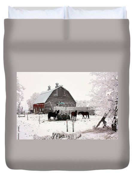 Feed Duvet Cover