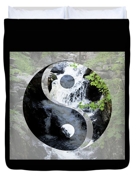 Find Your Balance Duvet Cover
