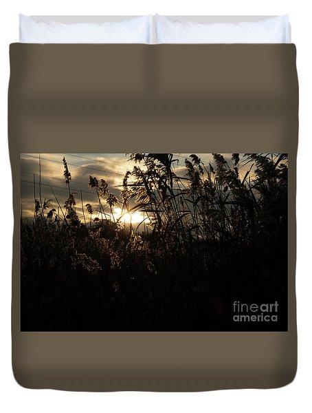 Fine Art - Dusk Duvet Cover