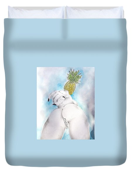 Fineapple Duvet Cover