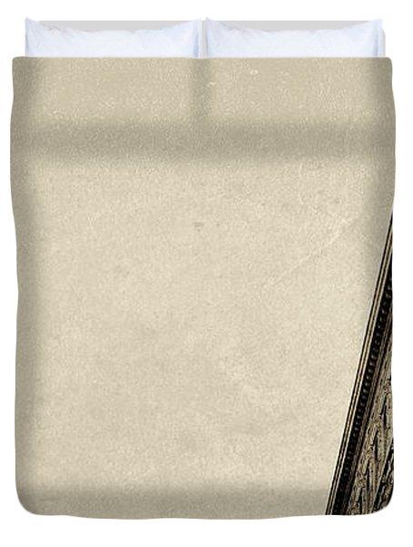 Flatiron Duvet Cover