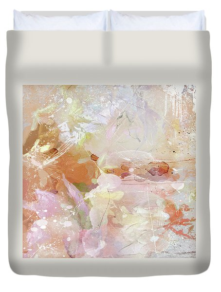 Flora's Secret Duvet Cover