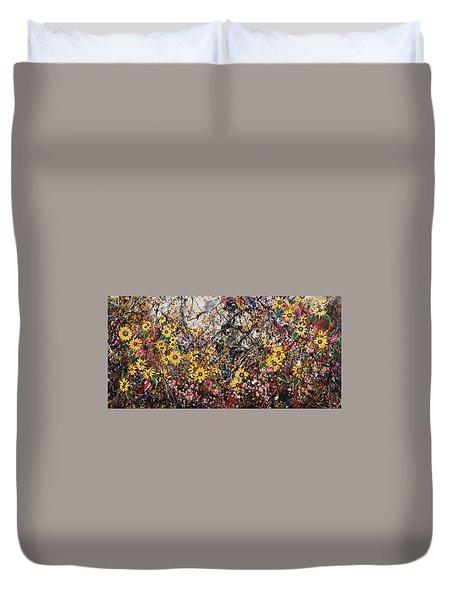 Flourish Duvet Cover