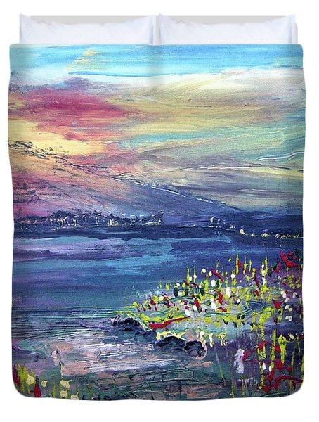 Flower Feilds Duvet Cover