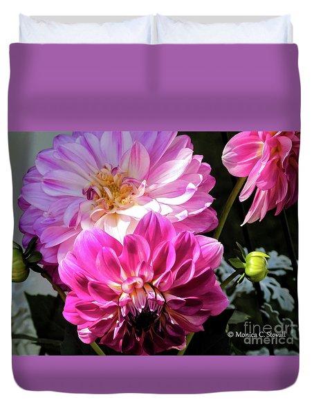 Flowers Hanging No. Hgf14 Duvet Cover
