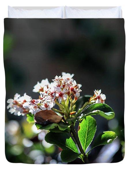 Beautiful Blooms Duvet Cover