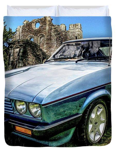 Ford Capri 3.8i Duvet Cover