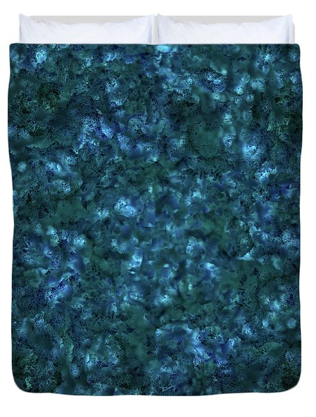 Forest Canopy 3 Duvet Cover