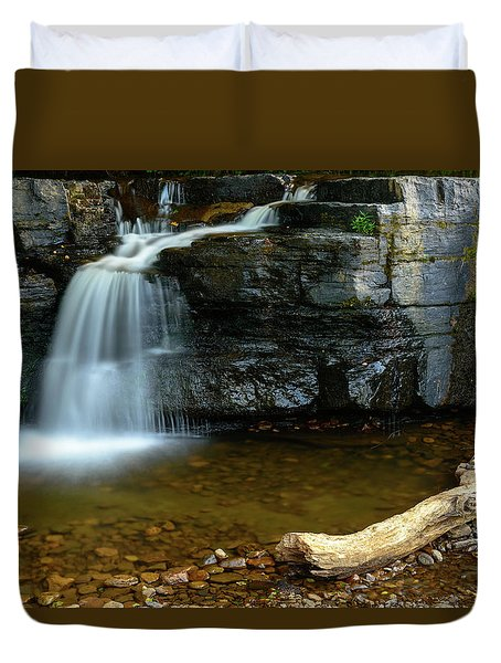 Forged By Nature Duvet Cover