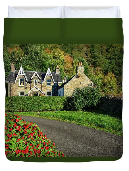 Fortingall Duvet Cover
