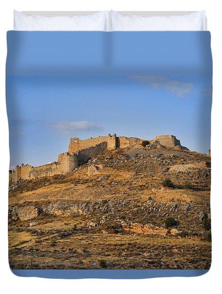 Fortress Larissa Duvet Cover