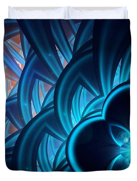 Fractal 1 Duvet Cover