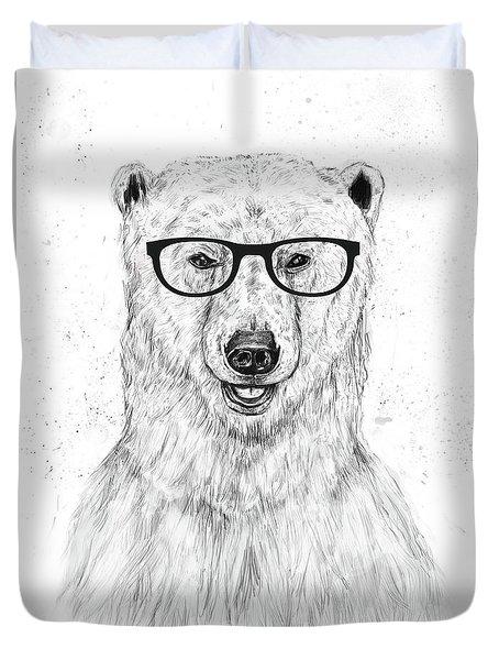 Geek Bear Duvet Cover