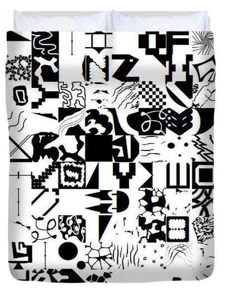Genius1_25052019 Duvet Cover