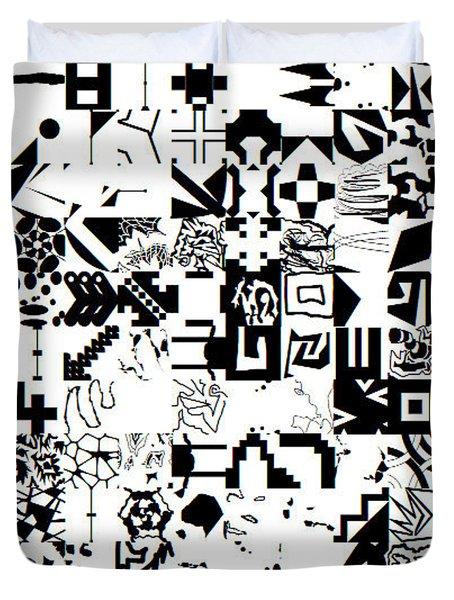 Genius2_25052019 Duvet Cover
