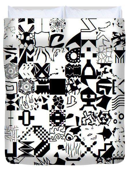 Genius3_25052019 Duvet Cover
