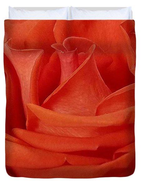 Georgia's Rose Duvet Cover