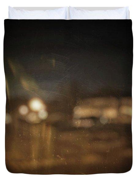ghosts I Duvet Cover
