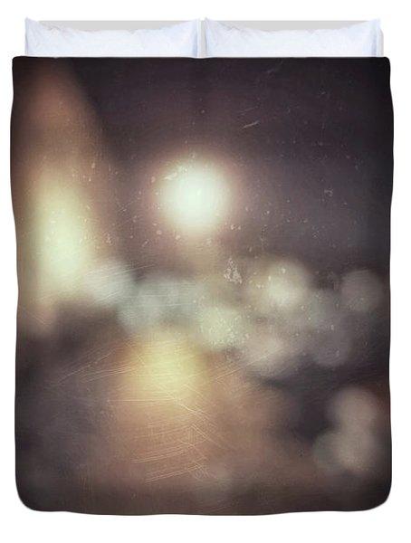 ghosts III Duvet Cover