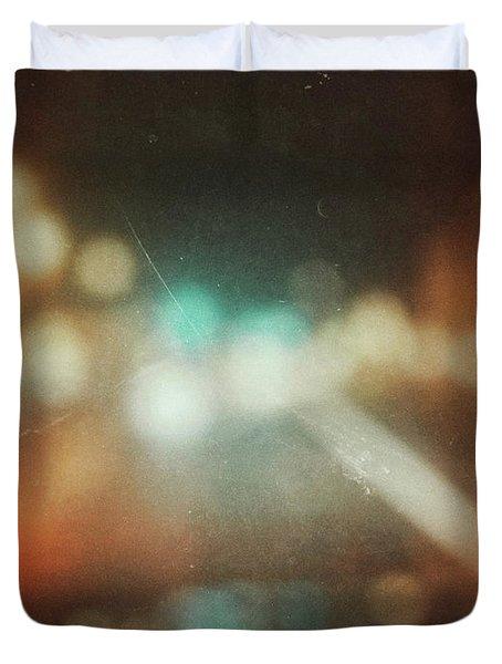 ghosts V Duvet Cover
