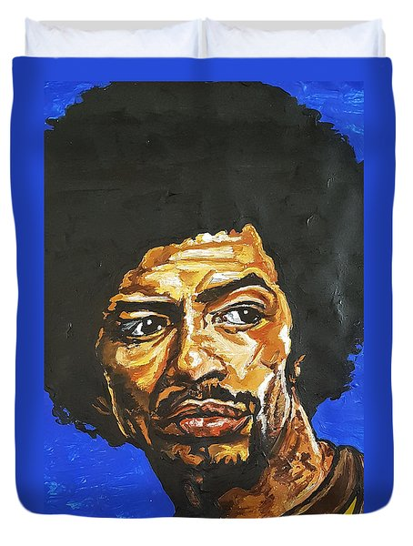 Gil Scott Heron Duvet Cover