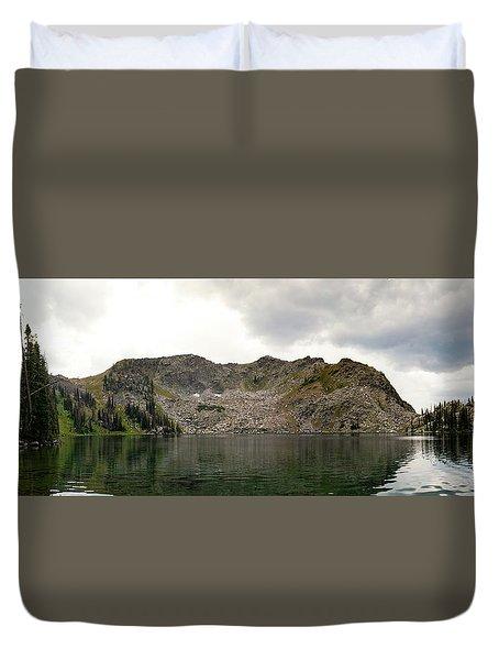 Gilpin Lake Duvet Cover