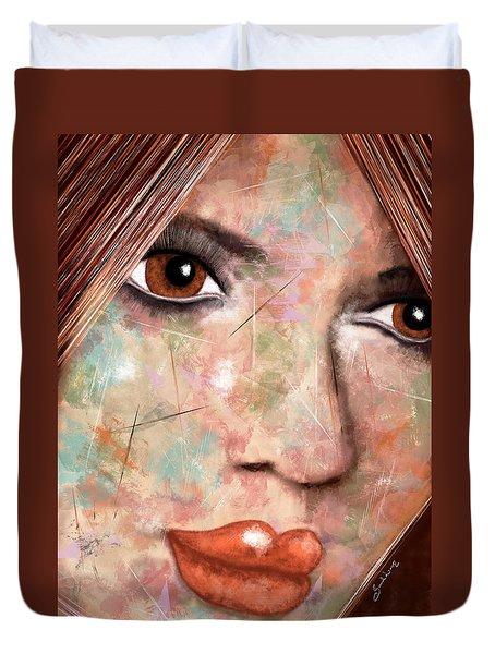 Ginger Duvet Cover