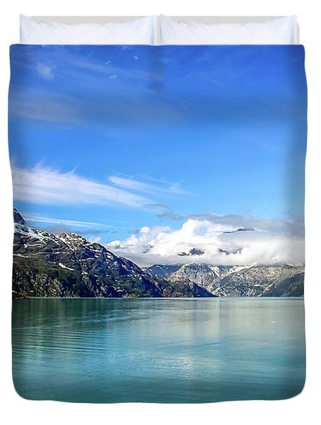 Glacier Bay 1 Duvet Cover