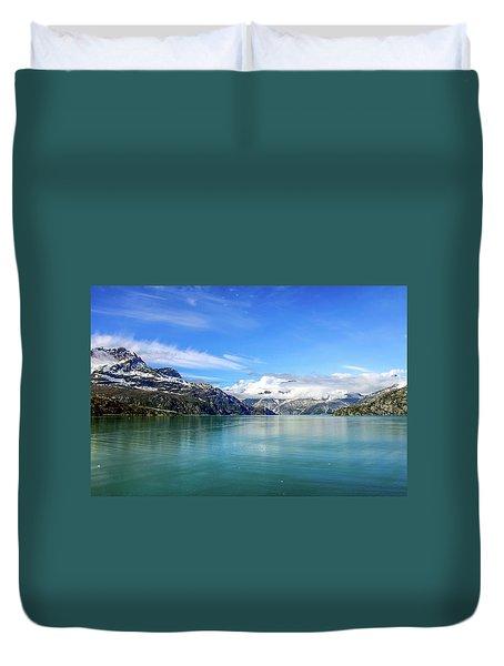 Glacier Bay 1 Duvet Cover
