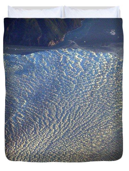 Glacier Texture Duvet Cover
