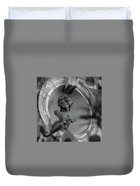 Goddess Unknown Duvet Cover