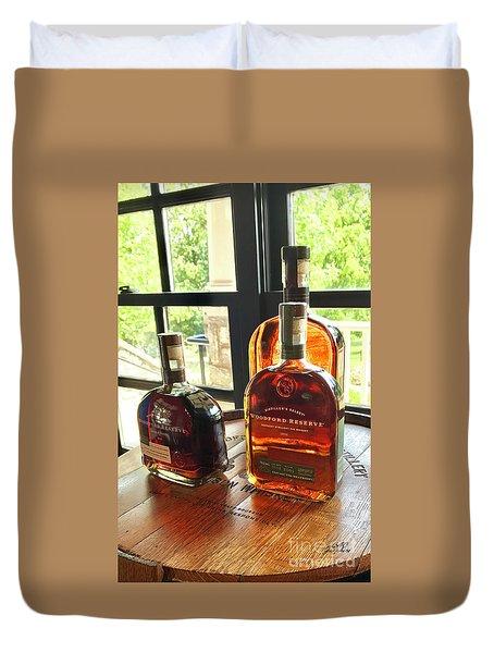 Golden Bourbon 2 Duvet Cover