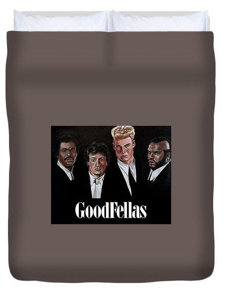 Goodfellas - Champions Edition Duvet Cover