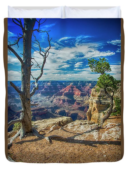Grand Canyon Springs New Life Duvet Cover