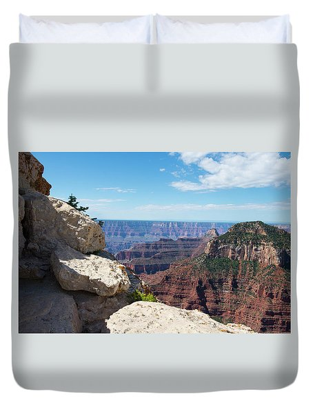 Grand View Duvet Cover