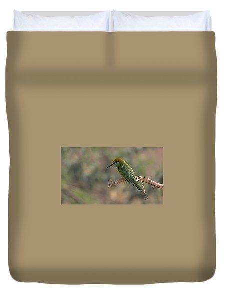 Gree Bee Eater Duvet Cover