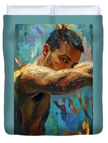 Gregory Duvet Cover