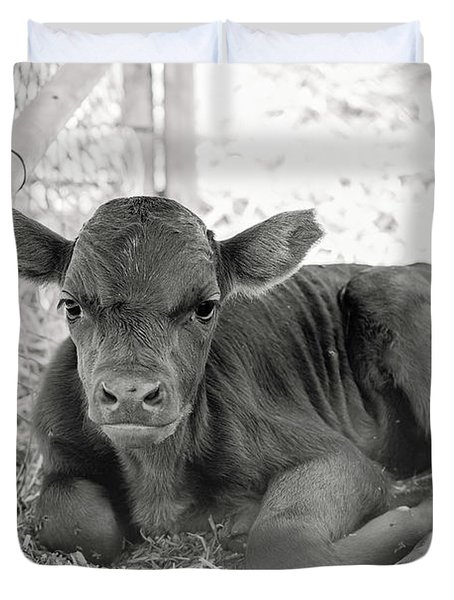 Grumpy Cow Duvet Cover
