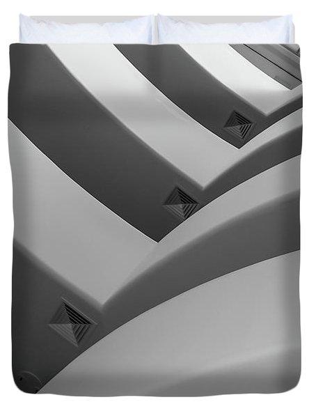 Guggenheim_museum Duvet Cover