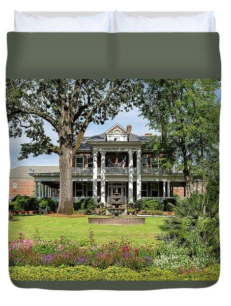 Guignard Mansion Duvet Cover