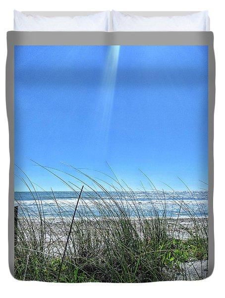 Gulf Breeze Duvet Cover