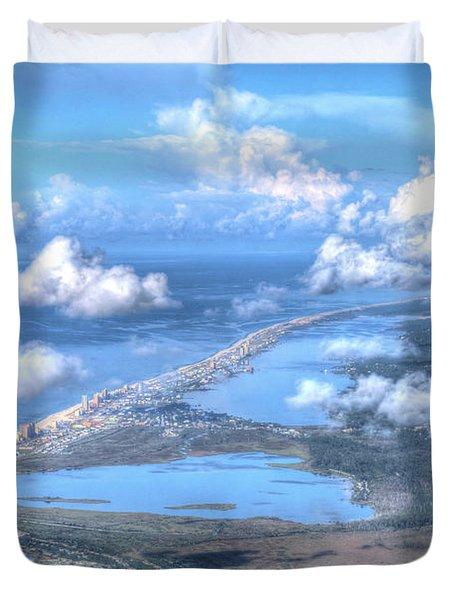 Gulf Shores-5094-tm Duvet Cover