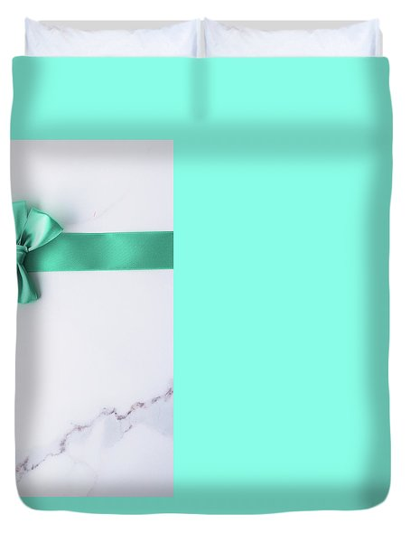 Hello Holiday Iv Duvet Cover